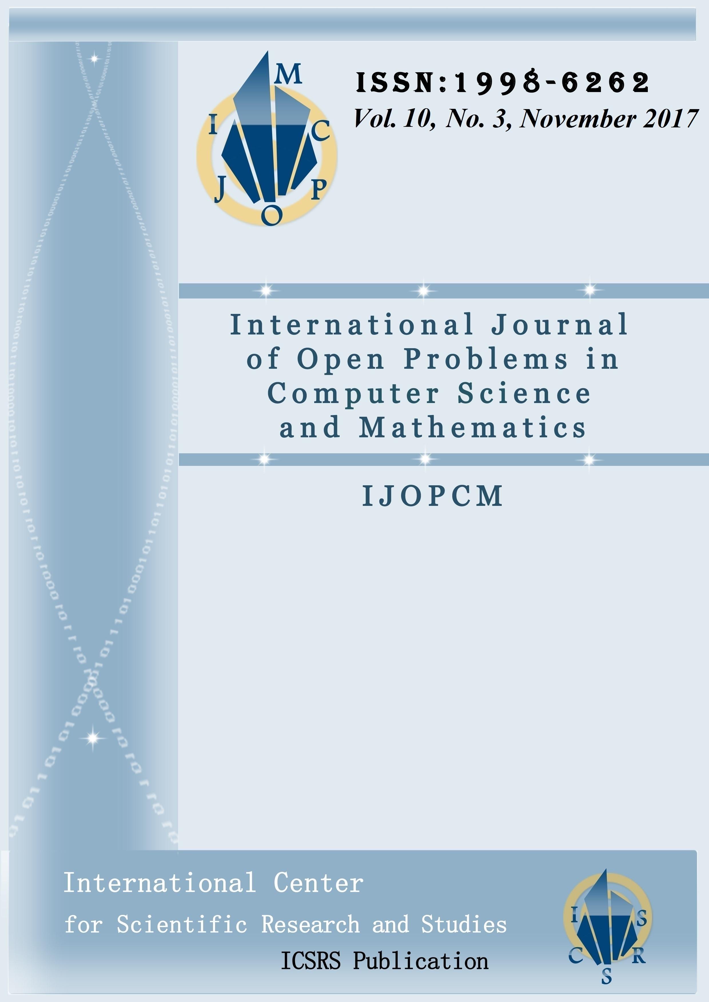 scientific cover page